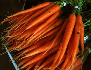 Carrots, courtesy of sxc.hu